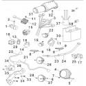 12 - SYSTEME ELECTRIQUE SHIFTER G500