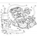 13 - ENSEMBLE RESERVOIR D'HUILE SHIFTER G500