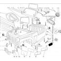 23 - CARROSSERIE - AUTOCOLLANTS CRUISER 850 EFI 2011 2012