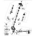 14 - BOITE DE VITESSES 4X2 HY320 4x2 - 4x4