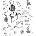 20 - SYSTEME ELECTRIQUE HY320 4x2 - 4x4