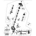 36 - BOITE DE VITESSES HY550 4x4