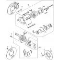 44 - SYSTEME DE FREINAGE 3 DISQUES JOBBER 700 4x4