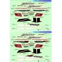 59 - AUTOCOLLANTS DECORATION ZFORCE 800