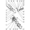 1 - CYLINDRE - CULASSE A433 4x4