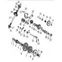 10 - ENSEMBLE BOITE DE VITESSES A433 4x4