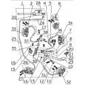 20 - ENSEMBLE DE FREINAGE A433 4x4