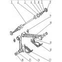 32 - BRAS OSCILLANT A433 4x4