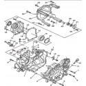 6 - CARTER MOTEUR A500 i