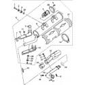 25 - ENSEMBLE ECHAPPEMENT A500 i