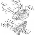 14 - POMPE A HUILE - FILTRE A HUILE A500i 2013