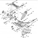 27 - SUSPENSION ARRIERE DROITE S600 CROSSOVER