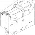 16 - SELLE VERSION DE LUXE (EN OPTION) A800 i