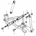 17. SUSPENSION AVANT HY50