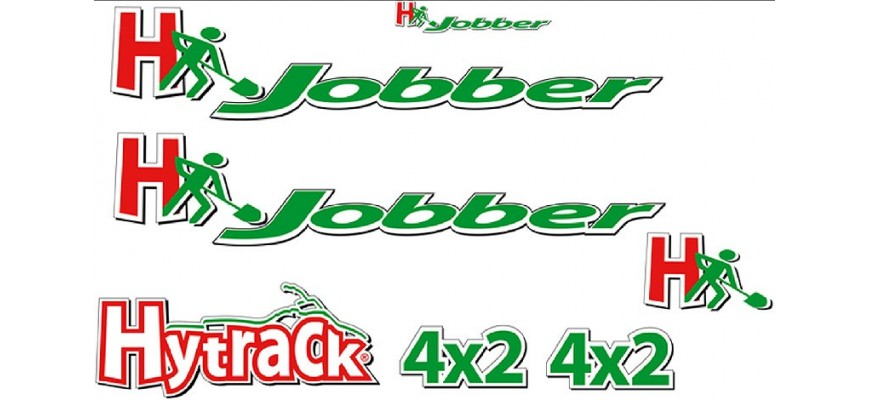 35 - AUTOCOLLANTS JOBBER 4x2 4x4